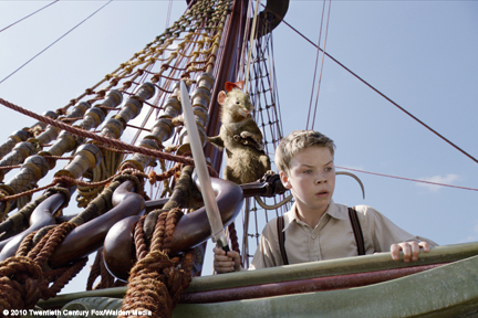 My JRF Review of the Voyage of the Dawn Treader   Jason Staples