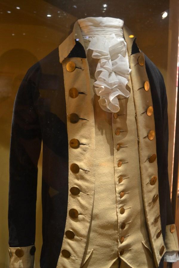 Uniforms Revolutionary War Artifact - Year of Clean Water