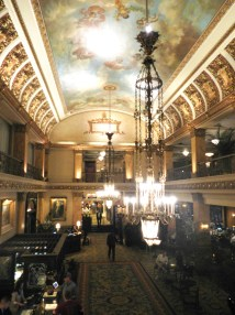 Pfister Hotel Milwaukee