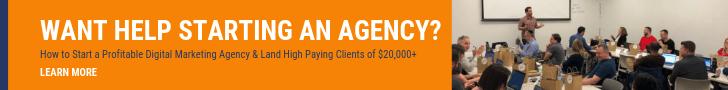 starting an agency?