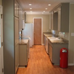 Carpenter Kitchen Cabinet How To Plan A Remodel After – Renovation Of 1970′s Galley | Carey's ...