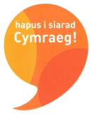 hapus i siarad cymraeg happy to speak welsh