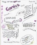 Comics workshop Day 2