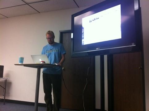 OC WordPress Meetup 7/25/2011 2