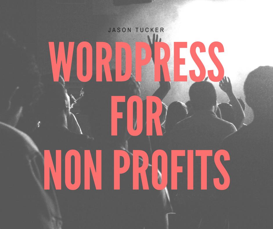 WordPress with Non Profits - Women Who WP 2