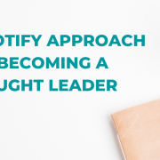 The Spotify approach to becoming a thought leader