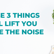 The truth is, there's plenty of room for your voice in the world. And your personal brand needs three things to lift you above the noise.