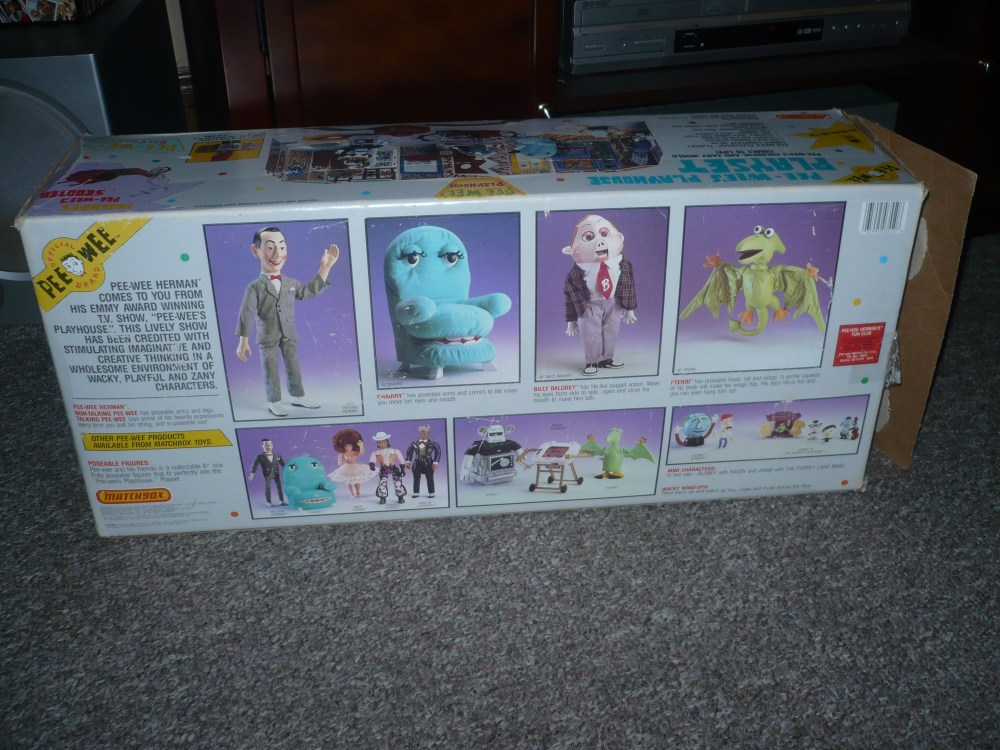 Pee-Wee's Playhouse Playset (2/6)