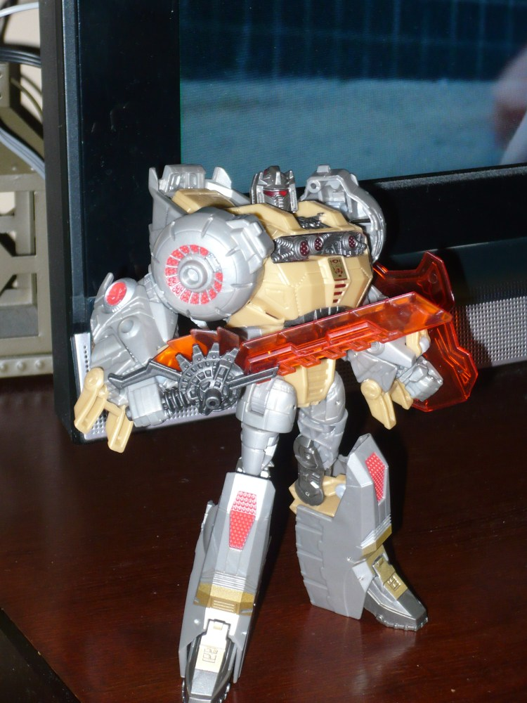 Transformers Generations : Fall of Cybertron - Grimlock (4/6)