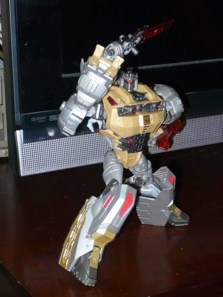 Transformers Generations : Fall of Cybertron - Grimlock (5/6)