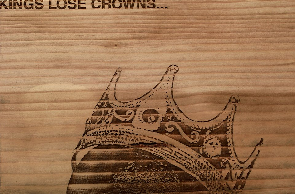 Kings Lose Crowns - from Danger!Awesome residency 2013