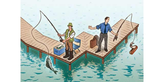 An Investor's Field Guide to Bottom Fishing