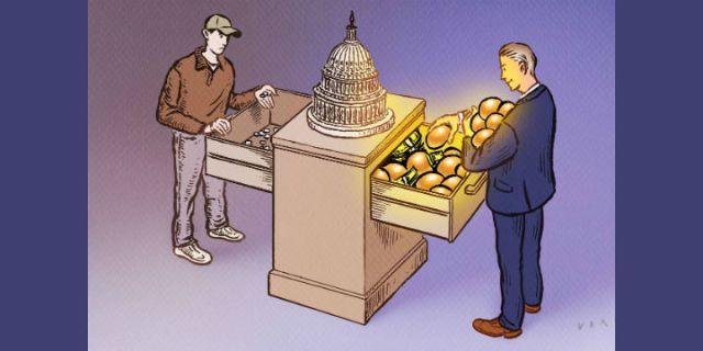 Grab Your Pitchforks, America: Your 401(K) May Need Defending from Congress