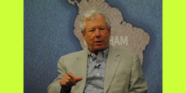 Richard Thaler: A Nobel Prize for Human Nature