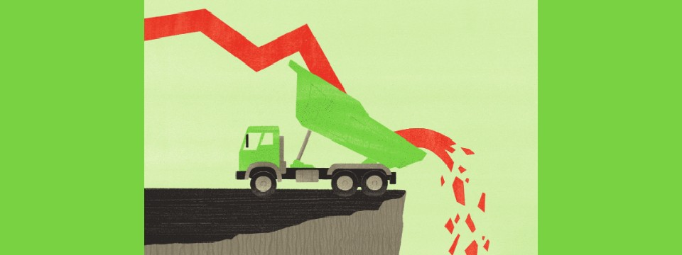 The Stock Got Crushed. Then the ETFs Had to Sell.