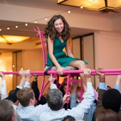 """Chair Covers Pink Inflatable Fishing Sydney's """"fall Ball"""" Bat Mitzvah At Jw Marriott 