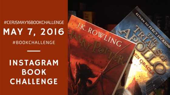 91 - Book Challenge May 7
