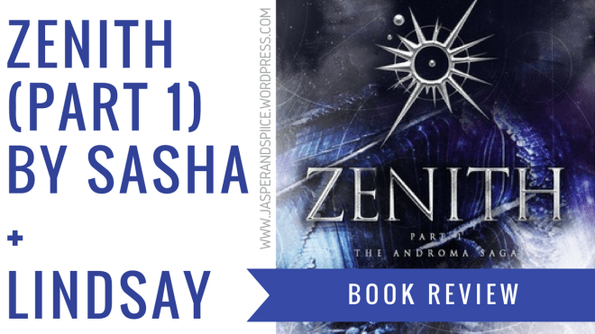 12 things i do 6 - Zenith by Sasha Alsberg and Lindsay Cummings | Review