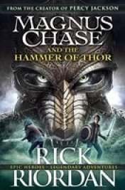 hammer of thor book cover1 - The Hammer of Thor By Rick Riordan | Review