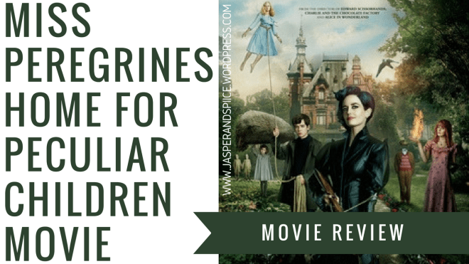 miss peregrines home for peculiar children movie review blog header - Miss Peregrine's Home For Peculiar Children | Movie Review