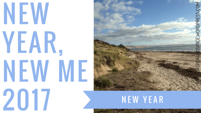 new year new me 2017 blog header - New Year. New Goals.