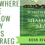 somewhere in the shallow sea book review blog header - Huge June Book Haul!