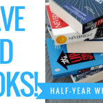 i actually read books this year blog header - July TBR!