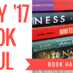 july book haul blog header - Release by Patrick Ness | Spoilery Review
