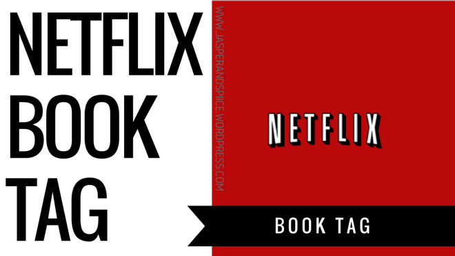 netflix book tag blog header - Netflix Book Tag
