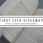 giveaway blog header - Read The Stars Bookmark/ Shop Review