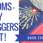 bloomsbury bloggers event blog header - A Court Of Mist And Fury by Sarah J. Mass  | Spoilery Review
