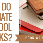 why do we hate school books  blog header1 - October/ November GIANT Book Haul + Reading
