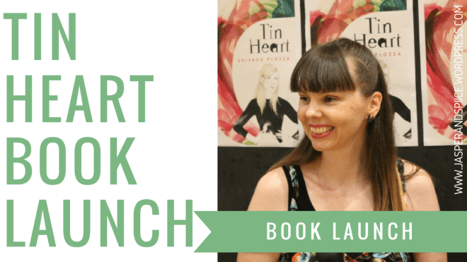 tin heart book launch blog header - Tin Heart Book Launch!!!