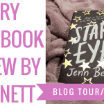 starry eyes book review 2018 blog header - June TBR + YouTube Announcement