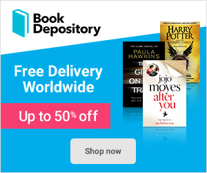 book depository - A Positive Post To End An Emotional Week!