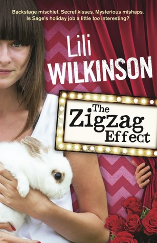 the zogzag effect - Melbourne Bloggers Brunch w/ Author Lili Wilkinson