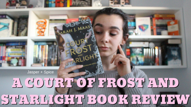 a court of frost and starlight book review 2018 - A Court of Frost and Starlight by Sarah J. Maas | VIDEO Book Review