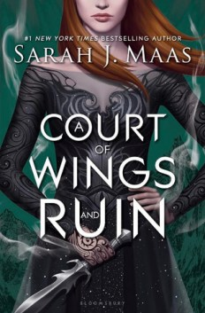 a court of wings and ruin book cover - A Court of Wings and Ruin by Sarah J. Mass | Spoilery Book Review