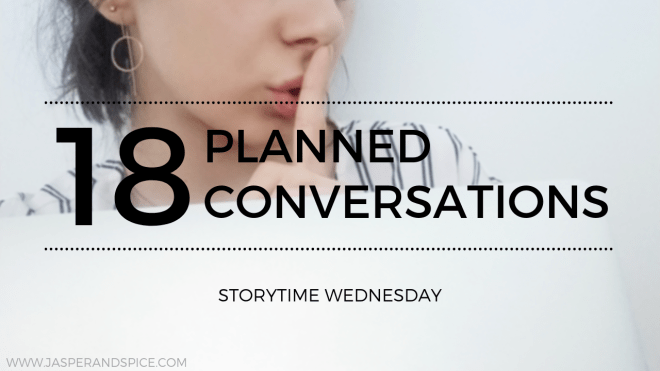 planned conversations 18 blog header 1 - Planned Conversations (SW#18) : Therapy