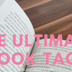 ultimate book tag 2018 header - It's Only A Game - Short Story (SW #17)