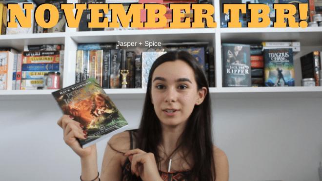 november tbr 2018 - November TBR Pile