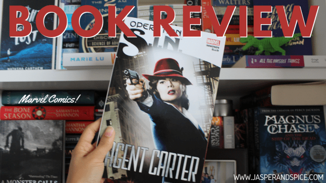 agent carter comic book review 1 2019 header - Operation Sin: Agent Carter by Immonen and Ellis | Comic Book Review