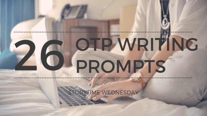 cute otp writing prompts 26 blog header 1 - Cute OTP Story Prompts (SW#26)