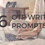 cute otp writing prompts 26 blog header 1 - Percy Jackson and The Last Olympian by Rick Riordan | Spoilery Book Review