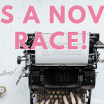 its a novel race 2019 header - March TBR