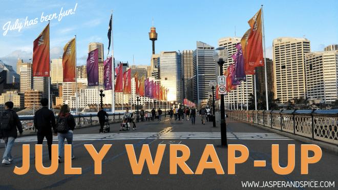 July Wrap Up 2019 Header - July Wrap-Up 2019