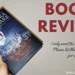The Red Scrolls of Magic by Clare and Chu Book Review 2019 Header - August TBR 2019!
