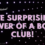 The Surprising Power of a Book Club 2019 Header - Thoughts On Chapter Lengths (SW#33)