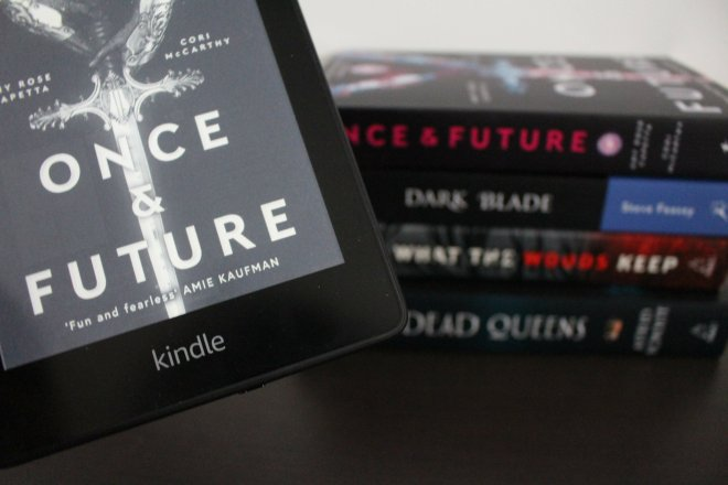 img 62062066551285 - Once & Future by A. Capetta & C. McCarthy | Non-Spoilery Book Review (YOU NEED TO READ THIS ONE!)