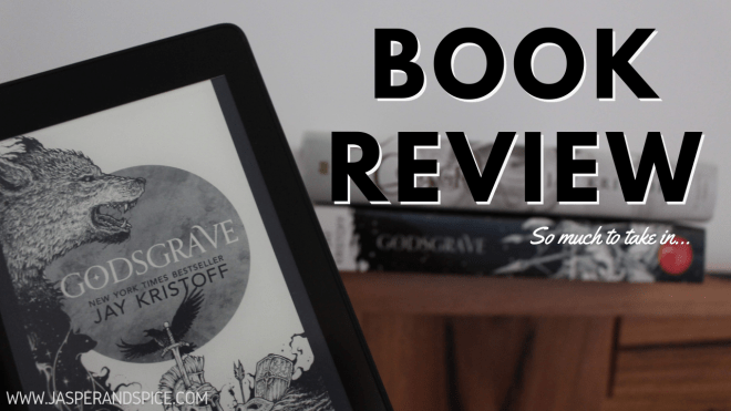 Godsgave Spoiler Book Review 2019 Header - Godsgrave by Jay Kristoff | Spoilery Book Review